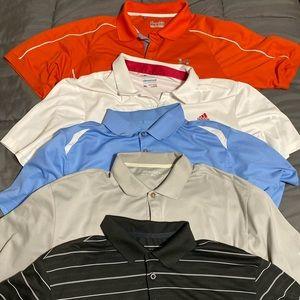 Men's size xl golf shirts